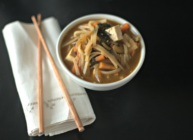 Produce on Parade: Hearty Miso Soup